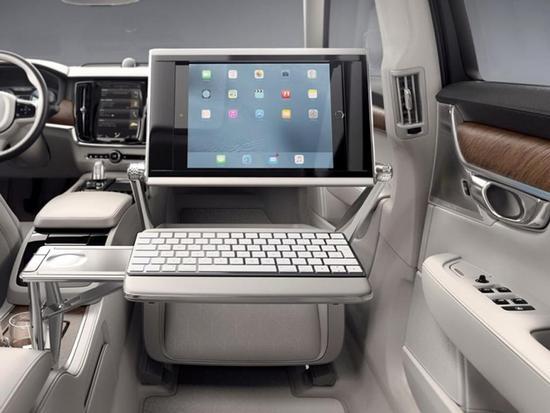 移动豪华办公室 S90 T8三座版将9月上市