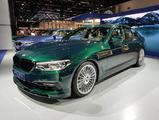 法兰克福车展:柴油也能4.4秒破百 宝马5系改装车发布