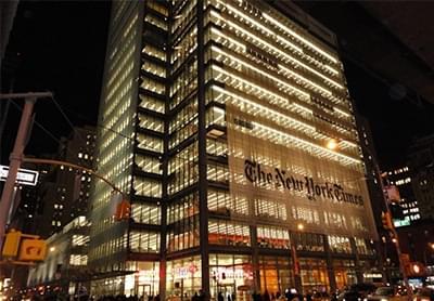 纽约时报告诉你媒体怎么做