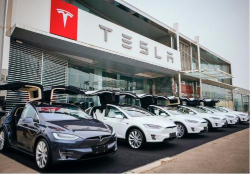 车企发力新能源车市场 特斯拉走不出瓶颈会怎样?