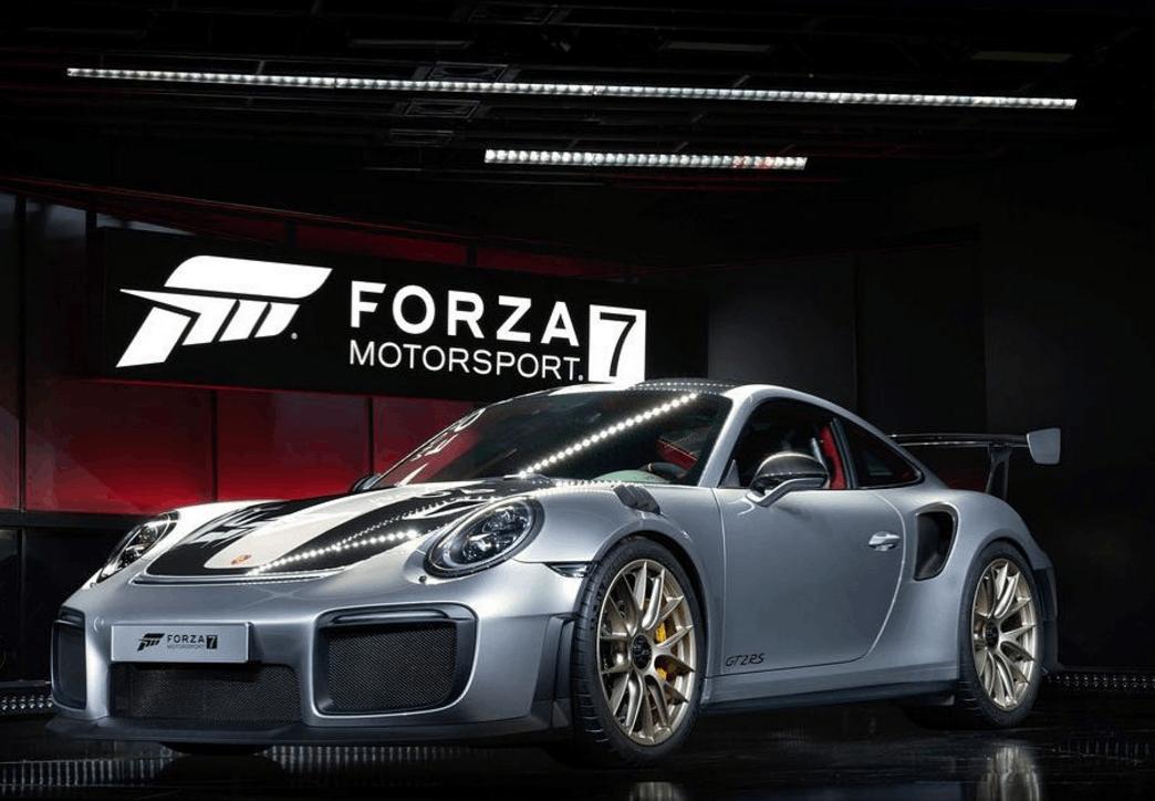 迫不及待 全新一代911 GT2 RS亮相E3展会