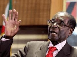 """穆加贝""""被下台"""" 专家:津巴布韦经济已到崩溃边缘"""