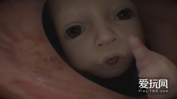 6新预告片的最后,婴儿进入了弩哥的身体