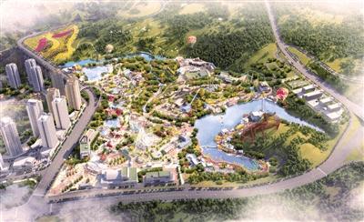 两江新区:重庆欢乐谷创新打造西南旅游新名片