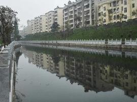 随州东护城河治理推进段12月25日前建成开放