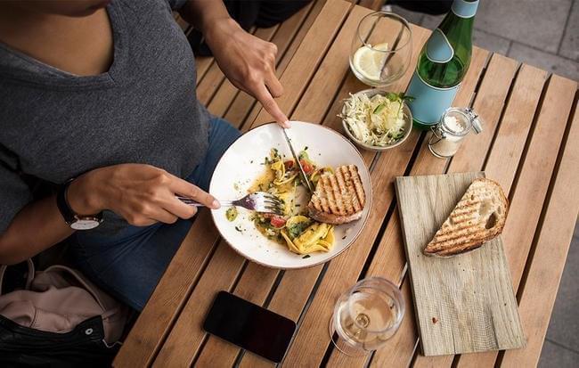 减肥5技巧:每顿饭吃20分钟 注重减压