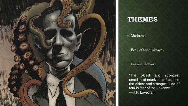 克苏鲁触手怪的缔造者——H.P.Lovecraft