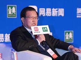 龙永图:美日欧没资格来承认中国的市场经济地位