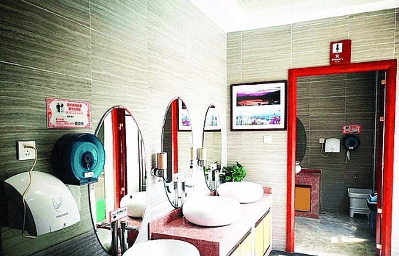 惠州旅游厕所革命收官,多地厕所干净整洁