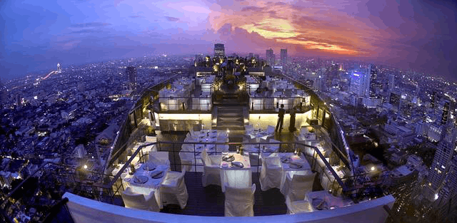 世上最具特色的酒店天台 每一款都好美