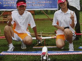 山西航模队载誉归来 3个比赛小项晋级全运会决赛