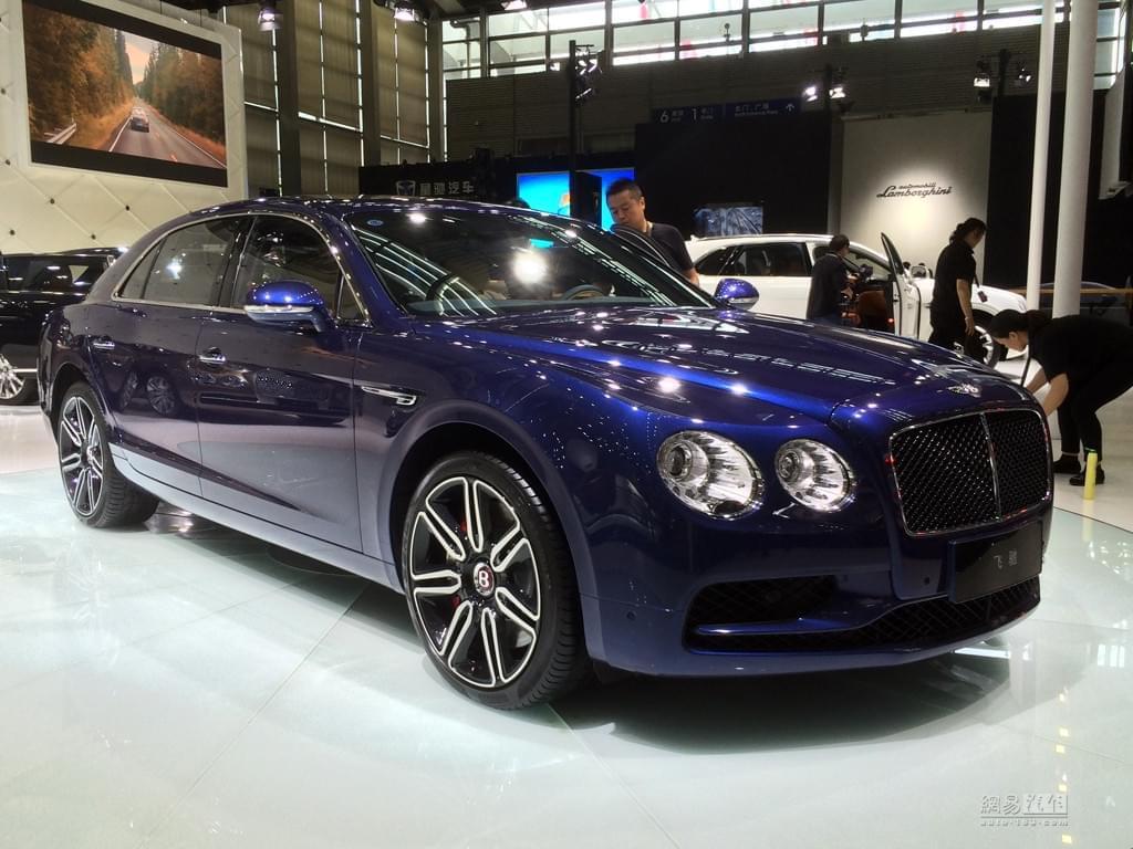 可私人定制 宾利飞驰V8 S Mulliner发布