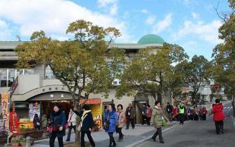 日本成为中国游客最大接纳国 这是去日本的三大理由吗