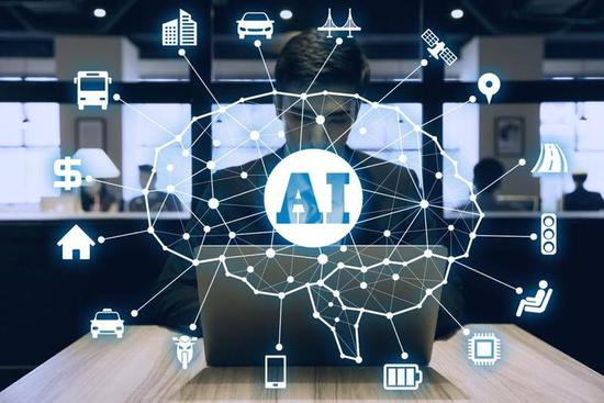 你能感受到它的存在吗?研究显示61%的公司引进了AI