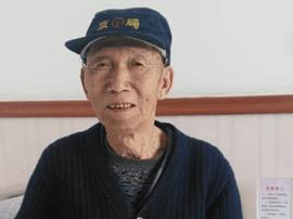 大同救助80岁疑似患老年痴呆耳聋陈舟 急寻亲属
