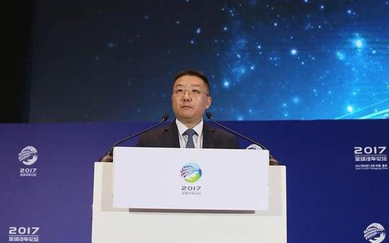 上海汽车集团股份有限公司总裁助理 蔡宾