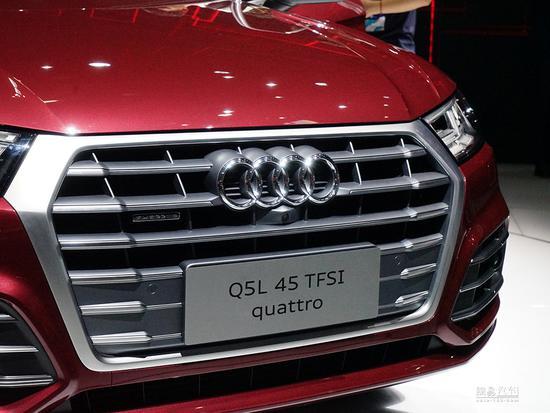 轴距加长88mm 一汽-大众奥迪全新Q5L