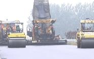 兴泰高速路面将完工 有望11月中旬通车