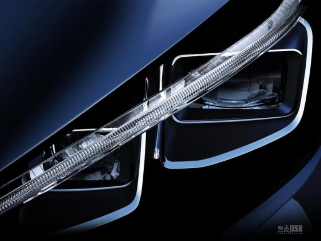 使用LED大灯 新一代日产聆风预览图发布
