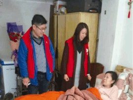 恒济爱心助学会吴霞:身患白血病仍坚持每月捐款50元