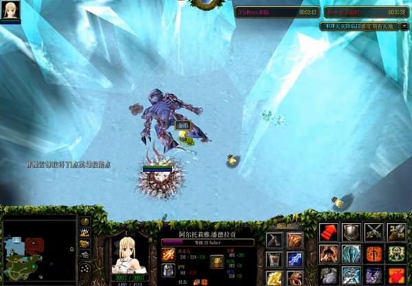 魔兽争霸经典RPG地图评测:天灾来临III