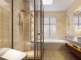 注意卫生间浴室装修绝对不能省的几个地方