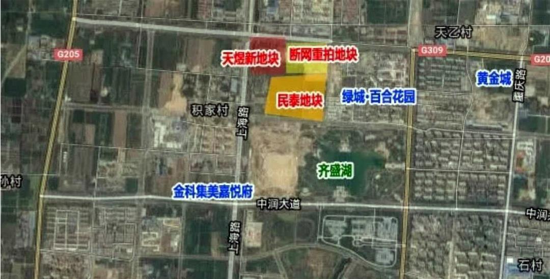 """淄博一天两刷""""地王""""纪录!新区齐盛湖畔成""""香饽饽"""""""