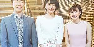 新垣结衣演乒乓电影 石川水谷客串