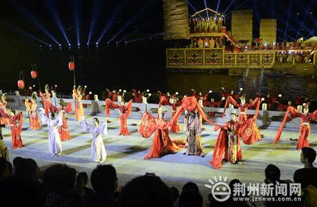 新版大型实景剧《刘备招亲》下周亮相九龙渊
