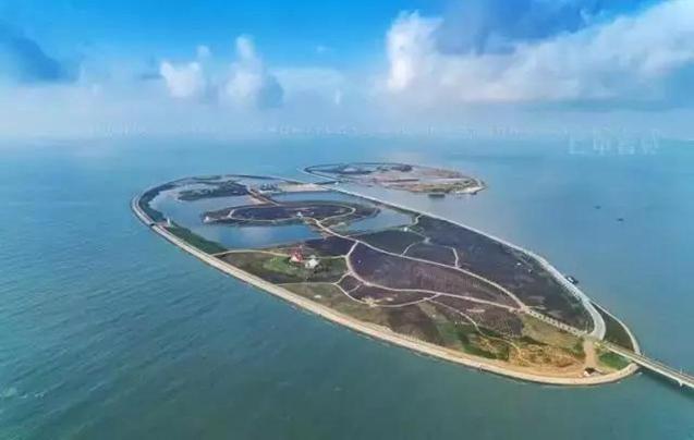 海阳连理岛 你值得一去的地方