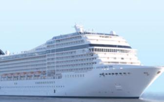 今年春节邮轮客同比去年春节增长约10%