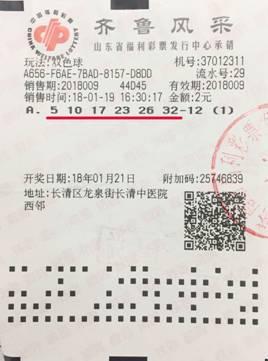 改号刚一周号码就开出 彩民无缘2元中547万