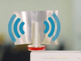 家里WiFi不够用?只需这样剪一刀 速度立马快百倍