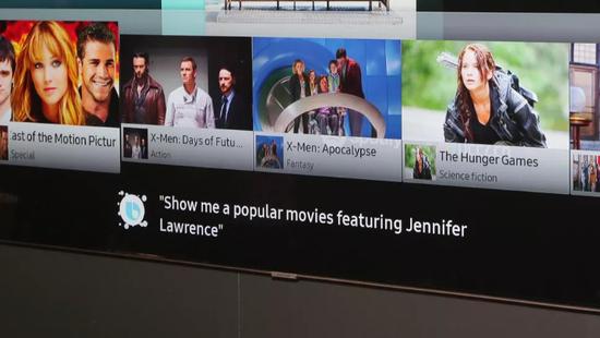 三星电视可用Bixby语音控制 SmartThings控制家居