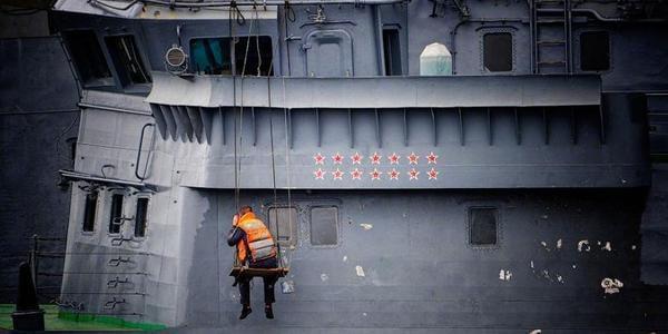 建厂130年!看海参崴船厂如何修战舰