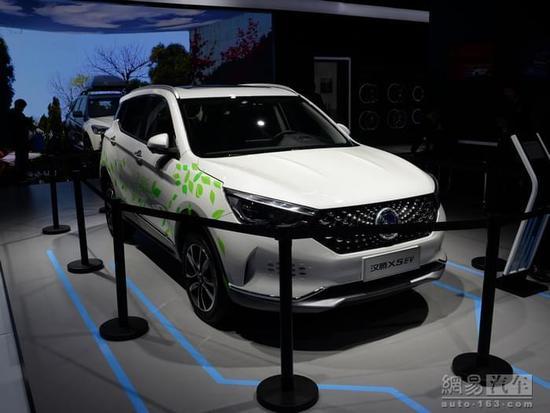 汉腾X5 EV已经进入小批量试制阶段,有望亮相广州车展
