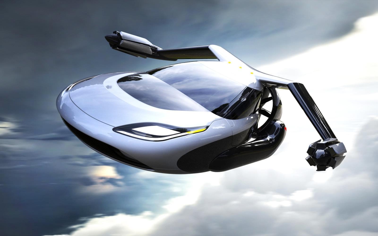 吉利完成对飞行汽车创业公司Terrafugia的收购