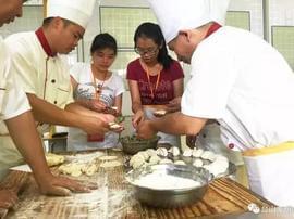 台山厨艺学院来了一班巴西籍青年 原来是…
