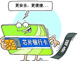 今起一批新法规实施 银行复合卡磁条交易功能关闭