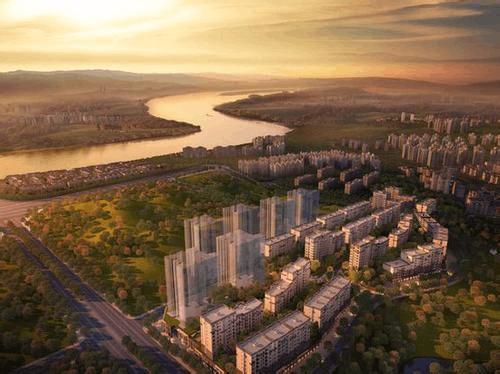 重庆洋房产品稀缺 龙湖新江与城悠澜将再造传奇