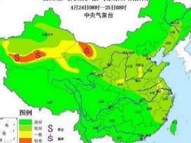 京津冀及周边大气扩散条件30日起将略转差