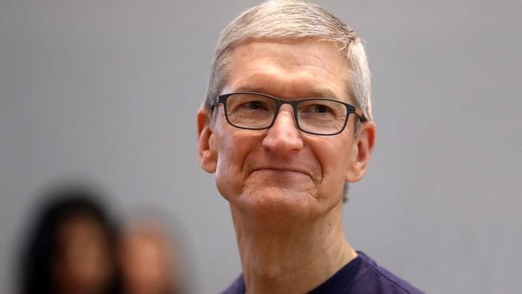 库克称对iPhone X在华销量很满意,还夸了马化腾
