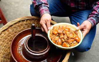 史上最重口的非遗:永春湖洋尿肉尿蛋 你敢尝试吗