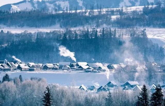 为什么说冬天要去一次新疆?