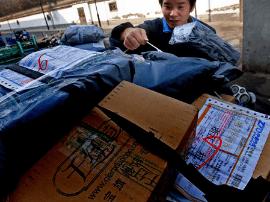 春节30万快递员或过年不回家 广州发货量最大
