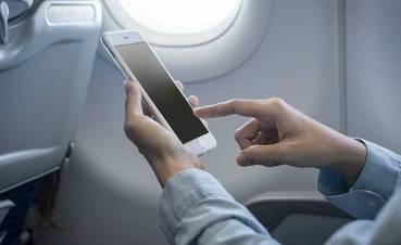 中国飞机上可玩手机?短期之内就别想了