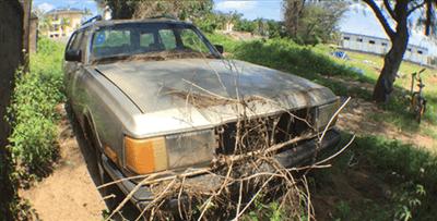 小轿车停多年到底是报废车还是盗抢车?