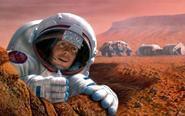 看NASA登陆火星20年路线图
