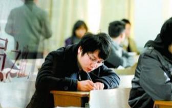 福建省2018年公务员考试笔试成绩出炉!