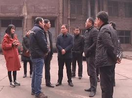 新绛:落实环保举措 坚决打赢大气污染防治攻坚战